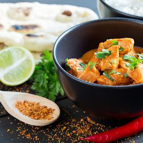 Murgh makhani (Butter chicken)